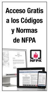 Acceso Gratis a los Códigos y Normas de NFPA