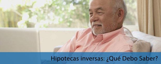 Hipoteca Inversas