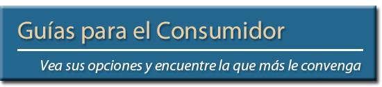 Guías para el Consumidor - Encabezado