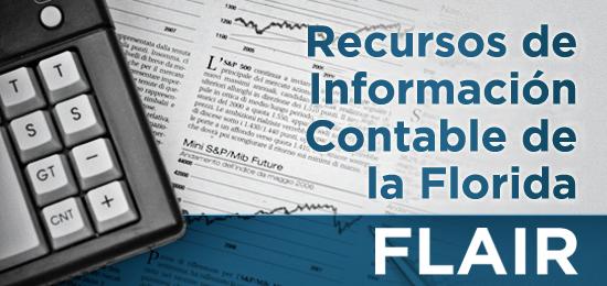 Recursos de Información Contable de la Florida