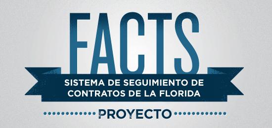Sistema de Seguimiento de Contratos de la Florida (FACTS)