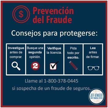 Prevención del Fraude: Consejos para protegerse