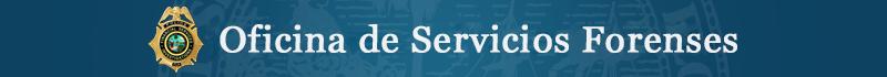 Oficina de Servicios Forenses
