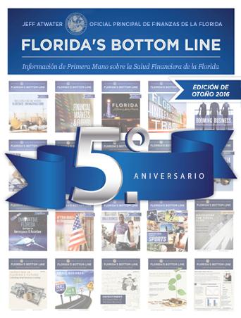 Quinto aniversario de Florida's Bottom Line