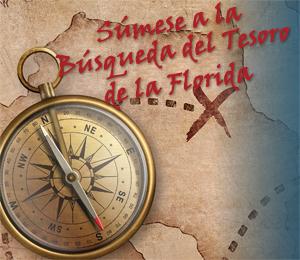 Súmese a la Búsqueda del Tesoro de la Florida