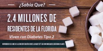Conciencia sobre la Diabetes Tipo 2