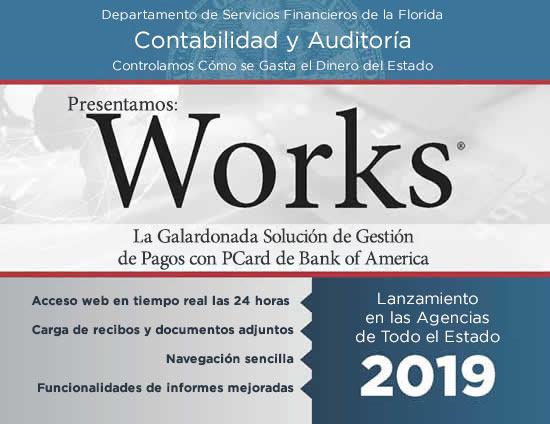 PCard Works