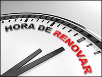 Hora de Renovar