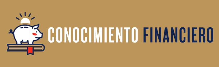 Botón con logo de Conocimiento Financiero