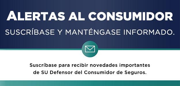 Alertas al Consumidor