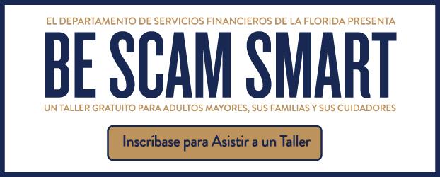 Be Scam Smart deOperation Safe