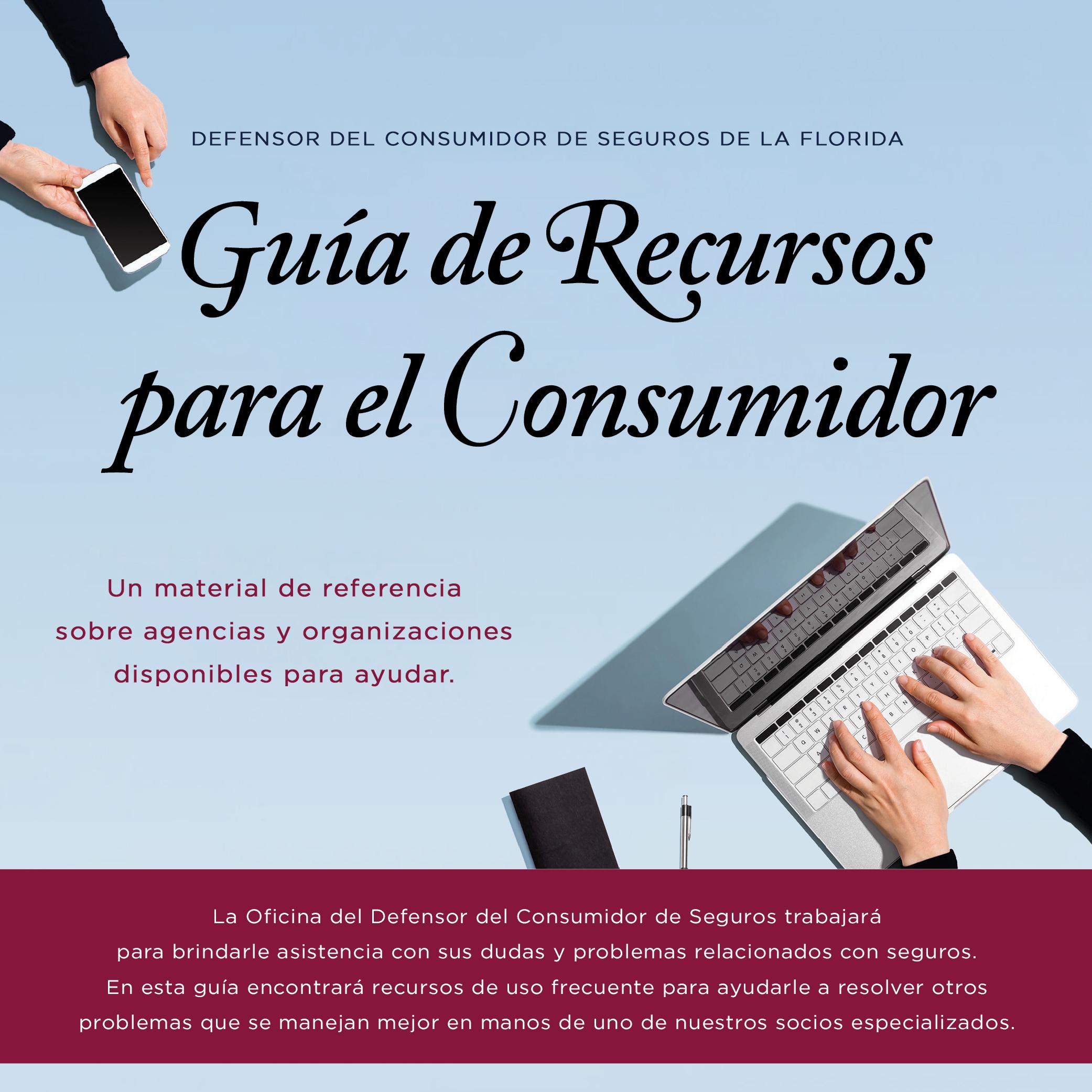 Guía de Recursos para el Consumidor