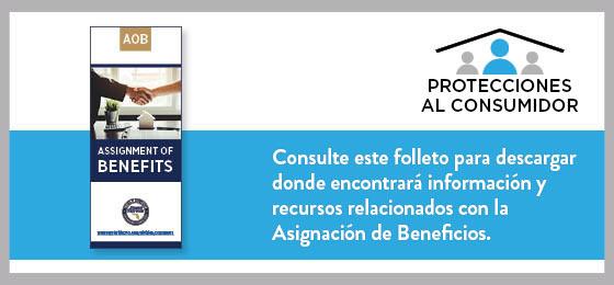 Consulte este folleto para descargar donde encontrará definiciones, consejos e información sobre la Asignación de Beneficios.