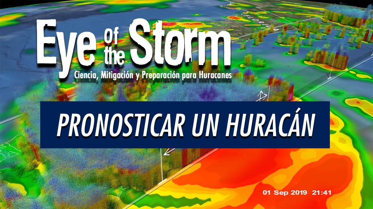 Ir a YouTube: Pronóstico de Huracanes con elCentro Nacional de Huracanes (en inglés)