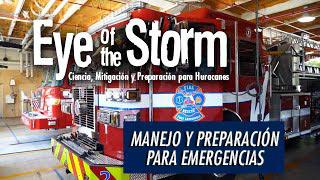 Ir a YouTube: Manejo y Preparación para Emergencias (en inglés)