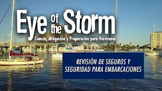 Ir a YouTube: Revisión de Seguros y Seguridad para Embarcaciones (en inglés)