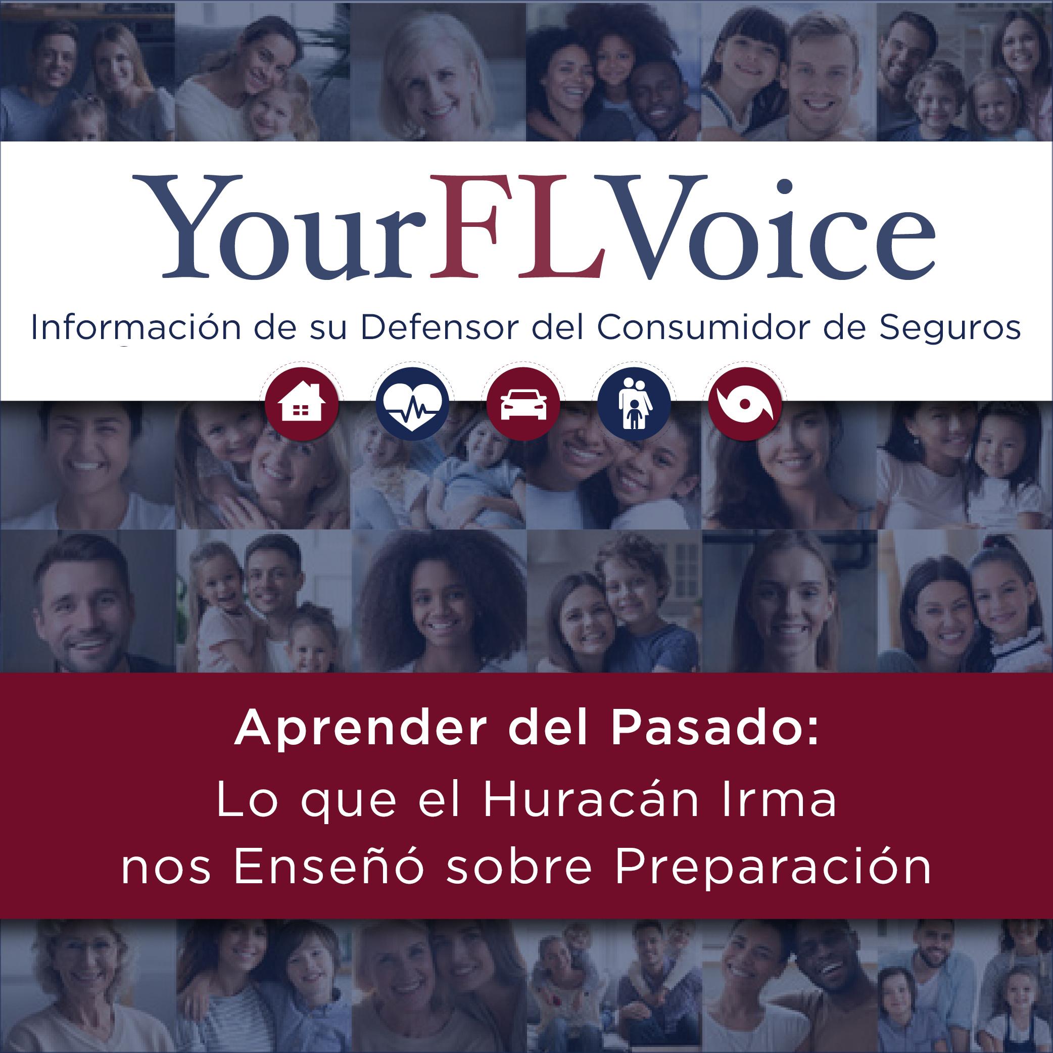 Email de YourFLVoice - Aprender del Pasado: Lo que el Huracán Irma nos Enseñó sobre Preparación