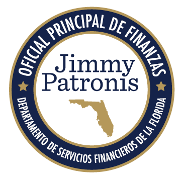 Department of Financial Services - Jimmy Patronis Logo