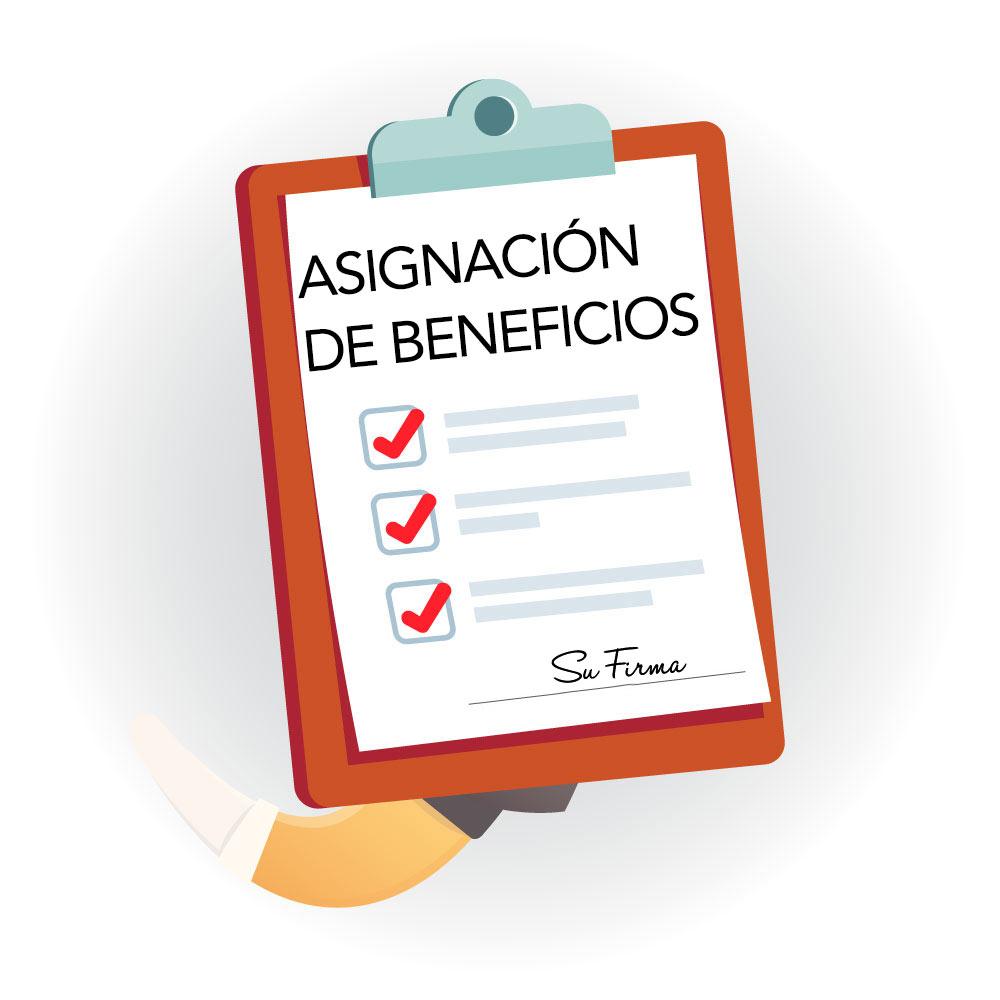 Documento de Asignación de Beneficios