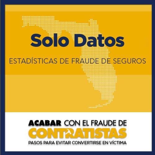 Solo Datos: Estadísticas sobre el Fraude de Seguros