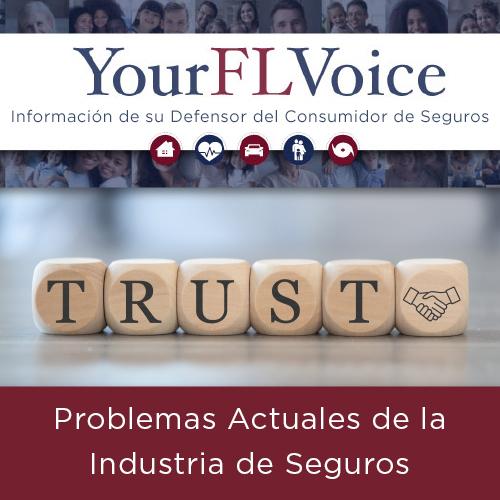 YourFLVoice: Problemas Actuales de la Industria de Seguros