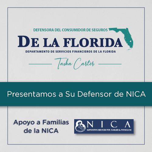Presentamos a Tasha Carter, Su Defensora de la NICA