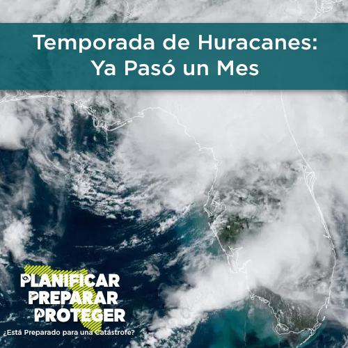 Edición de YourFLVoice de Julio 2021: Temporada de Huracanes: Ya Pasó un Mes