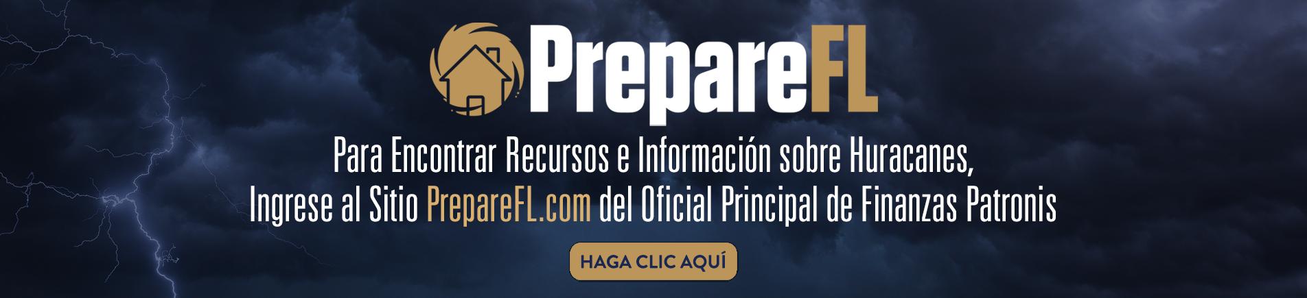 Información sobre PrepareFL