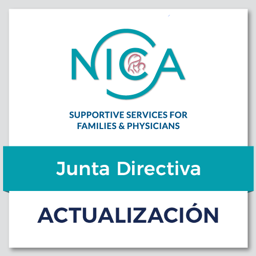 Actualización de la Junta Directiva de la NICA